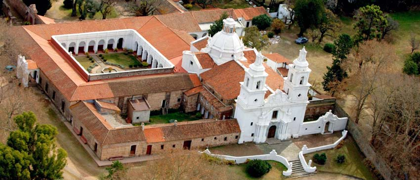 estancias jesuiticas iglesias religion Cordoba Punilla
